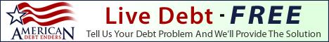 American Debt Enders - Custom WordPress Site Design