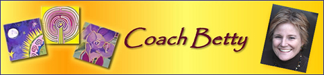 Coach Betty - CPCC Coaching - Custom Web Design