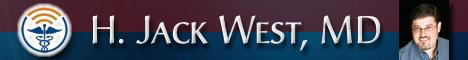 H. Jack West, MD - Custom WordPress Site Design